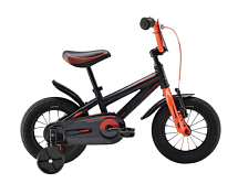 Велосипед Merida Dino J12 2016 Black/red