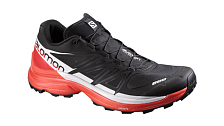 Беговые Кроссовки Для XC Salomon 2016-17 Shoes S-lab Wings 8 SG Black/rd/wh