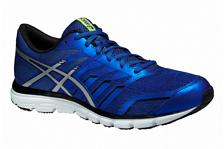 Кроссовки Life StyleКроссовки для бега<br>Кроссовки GEL-ZARACA 4 обеспечивают защиту ваших ног в процессе бега. Модель низкопрофильная. Оригинальная конструкция и стильный дизайн делаю данную модель универсальной. В GEL-ZARACA 4 можно заниматься фитнесом, бегом или же использовать для повседневной носки. Гибкая подошва позволят почувствовать все прелести естественного бега. Защиту опорно-двигательного аппарата обеспечивает Gel в пяточной области. GEL-ZARACA 4 позволит спортсменам добиться лучших показателей, при этом возможность получить травму и усталость снизятся к минимуму.<br><br>Пол: Мужской<br>Возраст: Взрослый