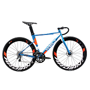 Велосипед Welt 2018 R150 Blue/Orange/White