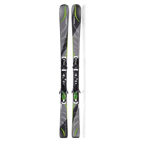 Купить Горные лыжи с креплениями Elan 2014-15 ALL MOUNTAIN AMPHIBO Amphibio 78 Fusion+EL 11, лыжи, 1121068