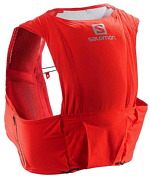 Рюкзак-жилет SALOMON 2020 S/Lab Sense Ultra 8 Set Racing Red