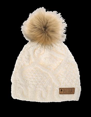 Купить Шапка Picture Organic 2015-16 JUDY BEANIE White, Головные уборы, шарфы, 1219505