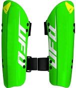 Слаломная защита NIDECKER 2019-20 Adjustable Racing Armguards Green