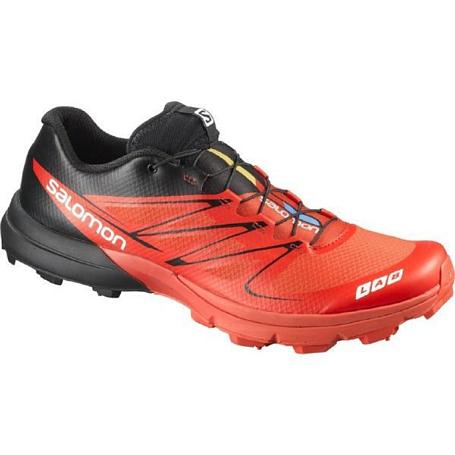 Купить Беговые кроссовки для XC SALOMON 2014 S-LAB SENSE 3 ULTRA SG RD/BK/R, Кроссовки бега, 1133455