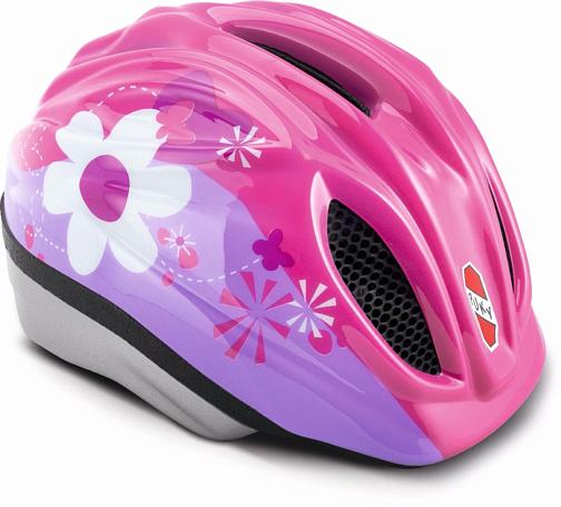 Купить Летний шлем PUKY 2016 PH 1 S/M pink Шлемы велосипедные 1326473