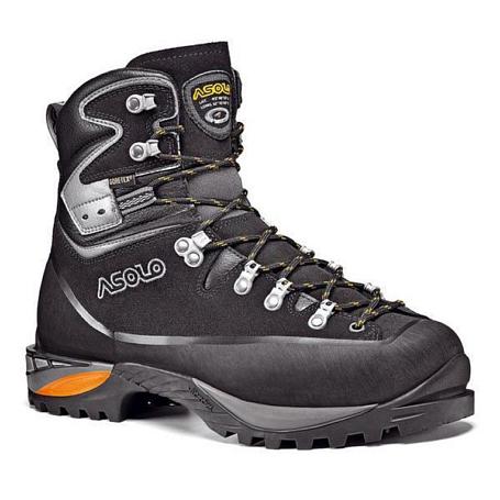 Купить Ботинки для альпинизма Asolo ALPINE Nanga GV MM Black Альпинистская обувь 899215