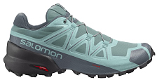 Беговые кроссовки для XC SALOMON Speedcross 5 W Trellis/Stormy Weather/Phantom