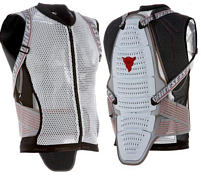 Защитный жилет Dainese 2017-18 ACTION VEST PRO WHITE/BLACK