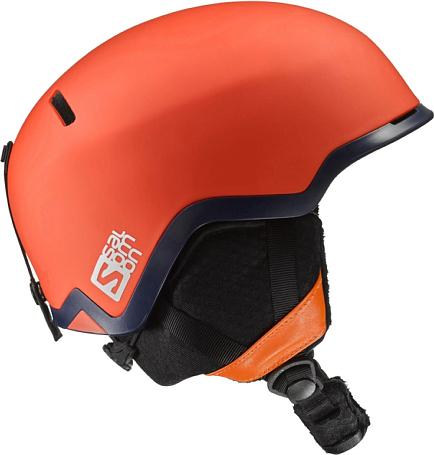 Купить Зимний Шлем SALOMON 2017-18 HACKER Шлемы для горных лыж и сноубордов 1370166