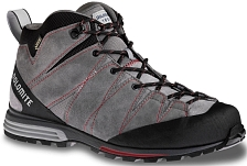 Ботинки городские Dolomite Diagonal Pro Mid GTX Iron Grey/Chili Red