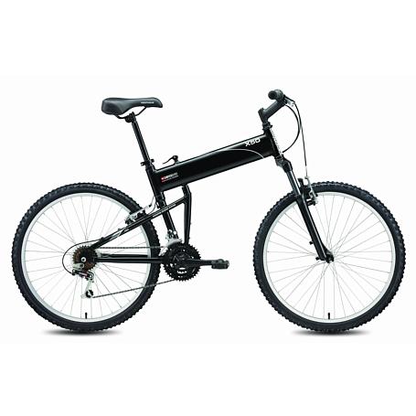 Купить Велосипед MONTAGUE X50 2015 черный Складные велосипеды 1185363
