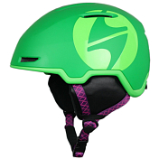 Зимний Шлем BLIZZARD 2019-20 Viper Junior Dark Green Matt/Bright Green Matt/ Big Logo