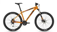 ВелосипедКолеса 27,5<br>ROCKY MOUNTAIN SOUL - линейка надёжных и практичных прогулочных горных велосипедов с колёсами 27.5 . Особенностью данных моделей является их повышенная прочность: высококачественная рама, крепкие колёса, цепкие покрышки, мощные гидравлические тормоза и амортизационная вилка с ходом 120мм позволяют лихо рассекать по лесным тропинкам.&amp;nbsp;<br> Комплектация 720- может похвастаться прочной пружинно-масляной вилкой и надёжной системой шатунов от Shimano.&amp;nbsp;<br> <br> - рама из алюминия 6061 с применением технологии гидроформовки<br> - амортизационная вилка Suntour XCR LO с ходом 120mm<br> - система шатунов и трансмиссия Shimano, 27 скоростей<br> - гидравлические тормоза Shimano&amp;nbsp;<br> - великолепная резина Maxxis Ardent<br> <br> Технические характеристики:<br> <br> Рама: Аллюминий 6061 SL Гидроформинг. Каретка Press Fit. Конусный рулевой стакан. Внутренняя проводка подсидельного штыря.<br> Вилка: Suntour XCR LO. Ход 120mm<br> Диаметр колес: 27,5&amp;nbsp;<br> Кол-во скоростей: 27<br> Переключатель задний: Shimano Alivio 9 скоростей<br> Переключатель передний: Shimano Acera 3 скорости<br> Шифтеры: Shimano Acera<br> Тип тормозов: дисковые гидравлические<br> Тормоза: Shimano M355<br> Система: Shimano M371 звёзды 44/32/22T<br> Кассета: Shimano HG-200 звёзды 11-34T<br> Покрышки: Maxxis Ardent 27.5 x 2.25 метал. корд<br>Вес: 14 кг