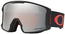 Очки горнолыжные Oakley 2018-19 Line miner Harlaut SIG Shredbot Red Black/Prizm Snow Black Iridium