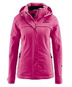 Куртка горнолыжнаяОдежда горнолыжная<br>Куртка LISBON оснащена водонепроницаемой, ветрозащитной и дышащей  подкладкой с качественным утеплителем и мембраной mTEX 10000, которая защитит Вас в любых погодных условиях. Отстегивающийся капюшон подчеркивает универсальность данной плотной куртки, защищает и добавляет стиля в холодные дни. Экологичная пропитка PFC-free устойчива к стирке, а боковые карманы на молниях расположены так, чтобы Вам было удобно греть руки на морозе.