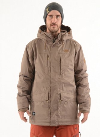 Купить Куртка сноубордическая I FOUND 2015-16 HEMLOCK WALNUT, Одежда сноубордическая, 1224331