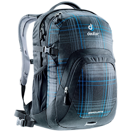 Рюкзак Deuter 2016-17 Graduate blueline check