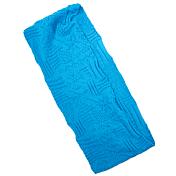 ШарфШарфы<br>Шарф-воротник<br> <br> -сертификат BLUESING - производство шерстяной пряжи без химических процессов<br> -45% Merino Wool / 55% Acrylic<br> -отличное сочетание для придания мягкости пряжи, ее способности пропускать воздух, в тоже время сохранять тепло<br> -обработано антибактериальной и поглощающей неприятные запахи пропитками<br> -размер 26*64 см
