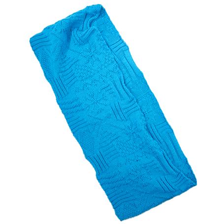 Купить Шарф Kama 2017-18 S20 cyan Головные уборы, шарфы 1267771