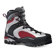 Ботинки для альпинизмаАльпинистская обувь<br>Ботинки для альпинизма и горных восхождений в летних условиях<br> <br> - верх - износостойкая ткань, микрофибра<br> - подкладка - Gore-Tex® - Водостойкость + Воздухопроницаемость<br> - стелька поглащает удары<br> - подошва Vibram® - высокая точность, баланс, отличное сцепление<br> - резиновый рант для дополнительной защиты&amp;nbsp;<br> - манжеты защищают от камней&amp;nbsp;<br> - вес одного ботинка 804 гр