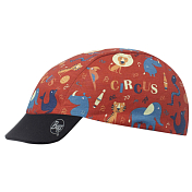Кепка Buff Coolmax CHILD CAP BUFF CIRCUS ROYAL BLUE - RED
