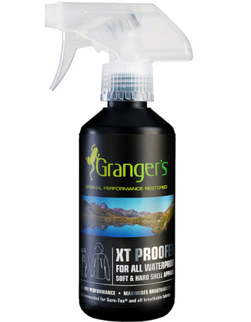 Пропитка GRANGERS CLOTHING Waterproofing XT Proofer 275ml bottle