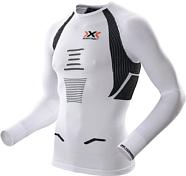 Футболка X-bionic 2016-17 Running Man The Trick OW Shirt LG SL W030 / Белый