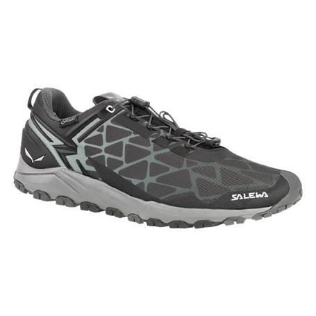 Купить Треккинговые кроссовки Salewa 2017 WS MULTI TRACK GTX Black/Silver Треккинговая обувь 1330045