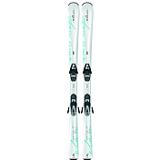 Горные лыжи с креплениямиГорные лыжи<br>Серия W STUDIO ALL MOUNTAIN - Легкие, изящные, прекрасно управляемые!<br> <br> Классический выбор для лыжниц среднего уровня. Специально разработанная технология WaveFlex позволяет прекрасно контролировать лыжи в повороте на любых скоростях, без проскальзывания в конце поворота. Дизайн призван удовлетворить вкус самых изысканных и стильных женщин. <br> <br> Уровень катания: 3-7, продолжающие, продвинутые <br> <br> Трасса: 90/10 <br> <br> Геометрия:<br><br><br><br><br> ростовка (см)<br><br><br> 140<br><br><br> 146<br><br><br> 152<br><br><br> 158<br><br><br><br><br> ширина носа (мм)<br><br><br> 119<br><br><br> 119<br><br><br> 119<br><br><br> 119<br><br><br><br><br> ширина талии (мм)<br><br><br> 72<br><br><br> 72<br><br><br> 72<br><br><br> 72<br><br><br><br><br> ширина пятки (мм)<br><br><br> 100<br><br><br> 100<br><br><br> 100<br><br><br> 100<br><br><br><br><br> радиус (м)<br><br><br> 10.0<br><br><br> 11.0<br><br><br> 12.1<br><br><br> 13.2<br><br><br><br><br> <br> <br> Рекомендованная ростовка: рост -20см, рост -5см <br> <br> Система креплений/платформа QUICK TRICK <br> <br> Крепления ELW 9.0 QT <br> <br><br>Пол: Женский<br>Возраст: Взрослый<br>Назначение: Универсальные