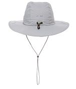 ШляпаГоловные уборы<br>Благодаря проклеенным швам и складным полям эта легкая шляпа станет одинаково полезной и в сырую, и в солнечную погоду. Шляпа Dryvent Hiker Hat создана из водонепроницаемой ткани DRYVENT™, которая не даст перегреться в жару и промокнуть в дождь. Подробные спецификации товара можно найти ниже.