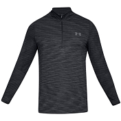 Джемпер беговой Under Armour 2019 Vanish seamless 1/2 Zip black/graphite