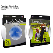 Летающий диск Nite Ize Flashflight Ultimate Disc White/Blue