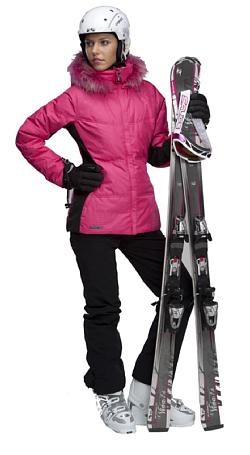 Купить Куртка горнолыжная Killy 2011-12 HOPE III W JACQUARD DOWN JKT ELECTROPINK Одежда 739517
