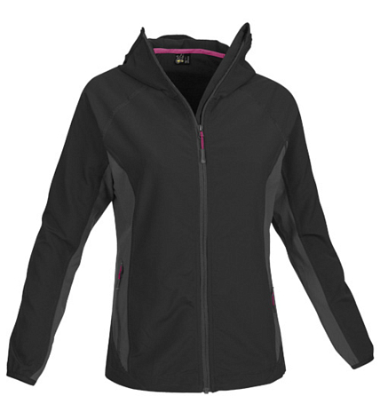 Куртка туристическая Salewa PARTNER PROGRAM ALPINDONNA *CIR DST W JKT black/0780