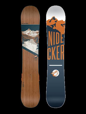 Купить Сноуборд NIDECKER 2015-16 Escape доски 1173654
