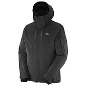Куртка Горнолыжная Salomon 2016-17 Stormspotter Jkt M Black