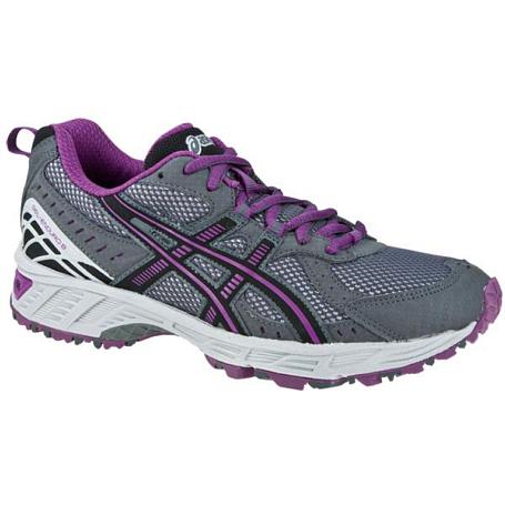 Купить Беговые кроссовки для XC Asics 2013 GEL-ENDURO 8 Тёмно-серый/Чёрный/Фиолетовый Кроссовки бега 903586