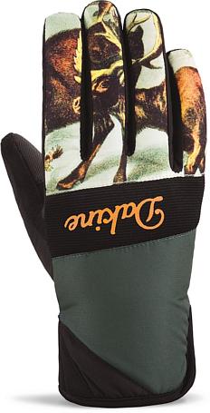 Купить Перчатки горные DAKINE 2015-16 DK CROSSFIRE GLOVE ELK, Перчатки, варежки, 1218968
