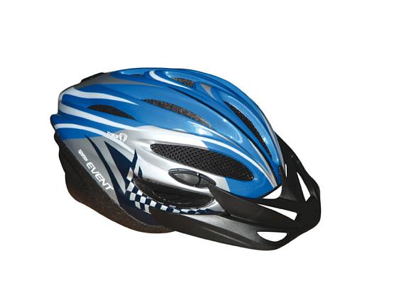 Купить Летний шлем TEMPISH 2016 EVENT blue, Шлемы велосипедные, 1179607