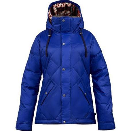 Купить Куртка сноубордическая BURTON 2013-14 WB EDEN DWN JK BURNT OLIVE, Одежда сноубордическая, 1021761