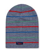 ШапкаГоловные уборы<br>Стильная шапка из серии KAMAKADZE. <br>Материал: 50% шерсть мериноса, 50% полиакрил.<br>Внутри: Polycolon.<br>Размер: 54-62см.