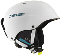 Зимний Шлем CEBE 2017-18 CONTEST MATTE WHITE & BLUE