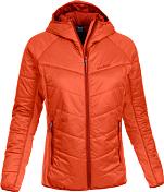 Куртка для активного отдыхаОдежда для активного отдыха<br>Легкая куртка из PrimaLoft® отлично подойдет для туризма и активного отдыха.<br><br>&amp;lt;b&amp;gt;Особенности:&amp;lt;/b&amp;gt;<br>- Эластичный воротник<br>- Передняя молния с внутренним нахлестом для защиты ветра<br>- 2 внешних кармана на молниях<br>- Нагрудный карман на молнии<br>- Легкие эластичные липучки на манжетах<br>- Зоны интенсивного потоотделения &amp;#40;боковые и подмышечные&amp;#41; сделаны из эластичного и теплого материала Polarlite<br>- Крой приталенный<br>- Внешний материал обработан водоотталкивающей пропиткой<br><br>Пол: Женский<br>Возраст: Взрослый<br>Вид: куртка