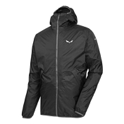 Куртка для активного отдыха Salewa 2017 PUEZ RTC M JKT black out/0730