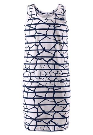 Купить Платье для активного отдыха Reima 2017 Helle WHITE, Детская одежда, 1325378
