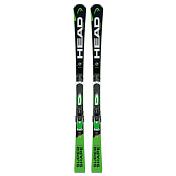 Горные Лыжи с Креплениями Head 2016-17 Supershape I.magnum Tfb + Prx 12 Backk/green