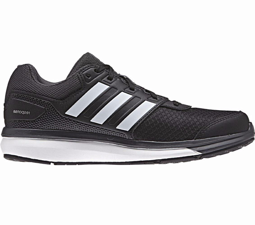 Купить Кроссовки детские Adidas 2016 RESPONSE K CBLACK/FTWWHT/DGSOGR для бега 1248010