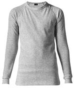 Комплект (футболка дл.рук. + брюки)Термобелье<br>Комплект термобелья включает в себя футболку с длинным рукавом и кальсоны.<br><br>Выполнен из эластичной ткани, обладающей высокими влагоотводящими свойствами.<br><br>Пол: Унисекс<br>Возраст: Детский<br>Вид: комплект, костюм