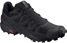 Беговые кроссовки для XC Salomon 2019 Speedcross 5 Black/Black/Phantom